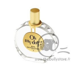 Perfume for dog Oh My Dog!