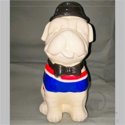 Tirelire Bulldog