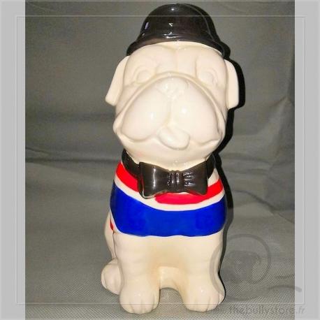 Tirelire Bulldog
