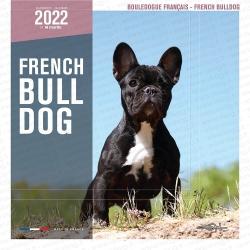 Calendrier 2021 Bouledogue Francais