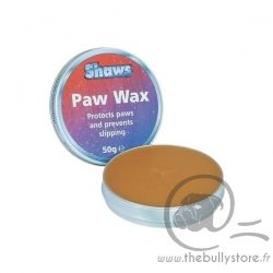 Paw Wax protection pads
