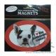 Magnet Bulldog Anglais