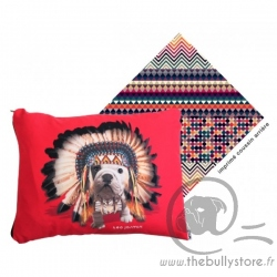 Pillow Teo Jasmin Apache