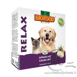 "Friandises ""Relax"" Biofood"