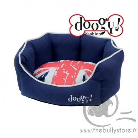 Corbeille Doogy Union Jack