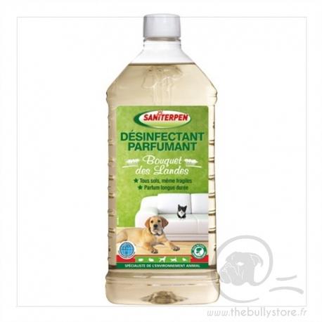 Desinfectant bouquet des landes bid/1 l sol ext