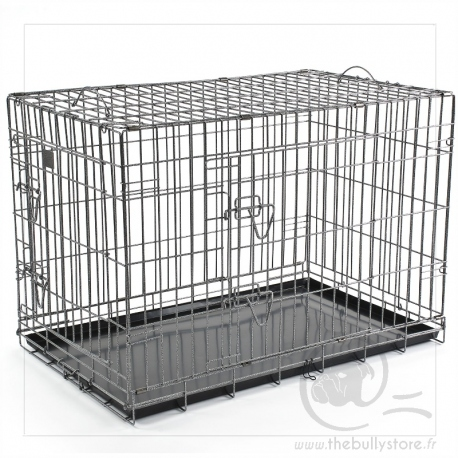 """Cages pliables """"Dog residence"""""""